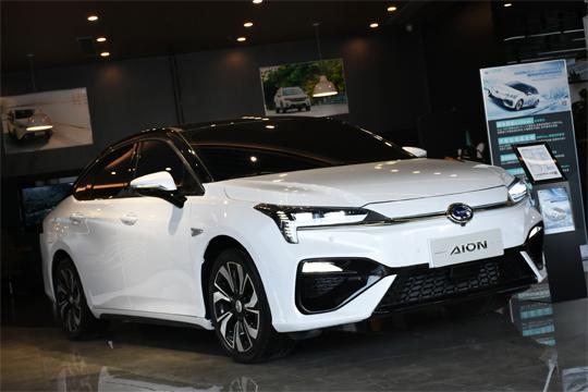 真正的优质选手 广汽新能源Aion S已到店