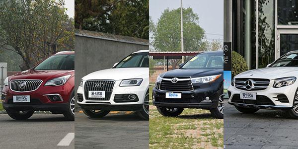 2017开门红 1月高销量合资品牌中型SUV