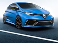 雷诺ZOE e-sport概念车