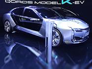 电动跑车 观致Model K-EV