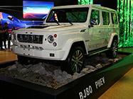 环保硬汉 北京BJ80 PHEV