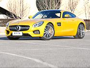 拉风性能强 奔驰AMG GT