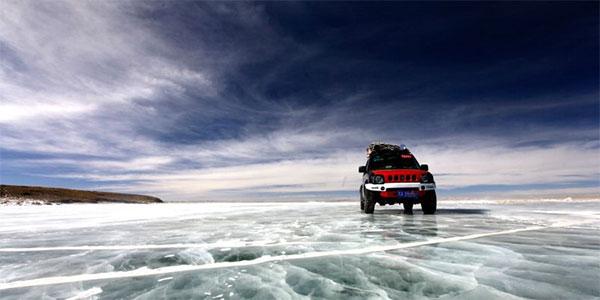 穿越哈拉湖、罗布泊无人区纪实