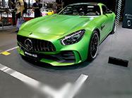 中国首批限28台 AMG GT R