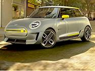 彰显个性 MINI E概念车