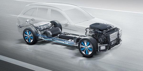 主场优势明显 法兰克福新能源汽车盘点