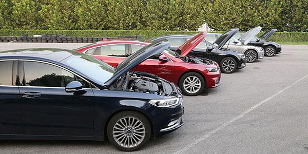 驾乘感分高下 最全面的合资中型车横评