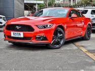 美式肌肉范儿 Mustang