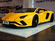 大牛进化 Aventador S
