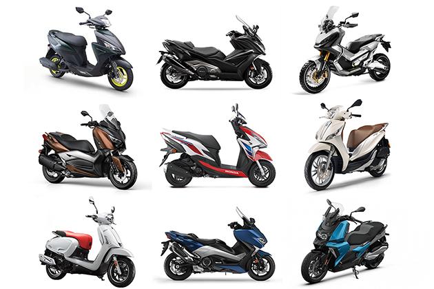 2017年最受国内关注的摩托车-踏板车篇