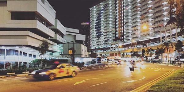 镜头里的新加坡和马来西亚