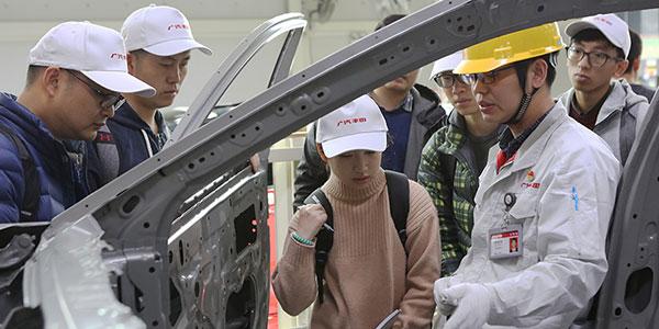 世界第一再进化 广汽丰田TNGA工厂揭秘