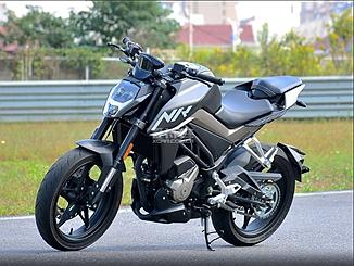 春风 250NK 标准版