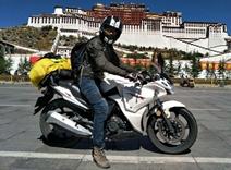 2600公里的孤独西藏摩旅