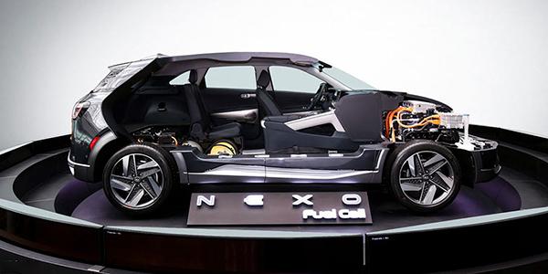 环保先锋现代氢燃料电池车历史