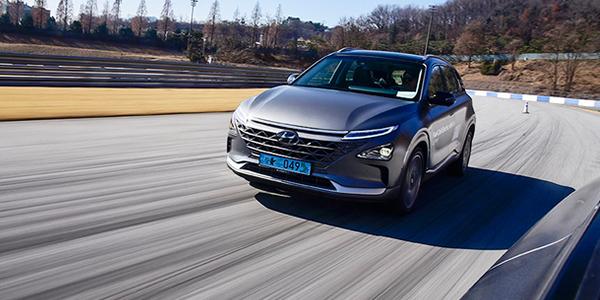 氢燃料汽车了解一下 韩国体验现代NEXO