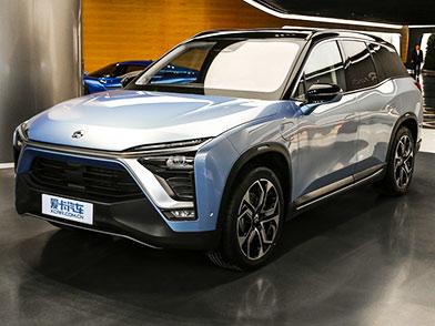 高性能纯电动SUV 专属电能服务体系 蔚来ES8