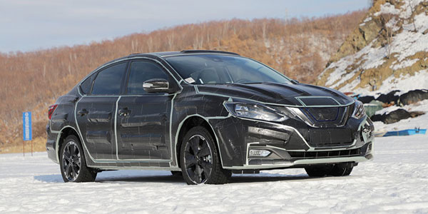 中俄边境的极限考验 揭秘日产新电动车