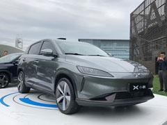 小鵬汽車G3國內發布 預售價20-28萬元