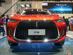 插電式混動SUV WEY P8