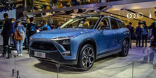 2018北京車展 蔚來ES8 6座版靜態評測
