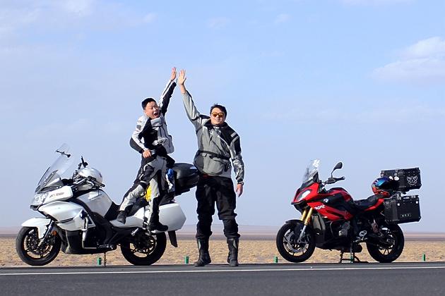 《X-摩旅》初探新疆 摩旅小队准备出发