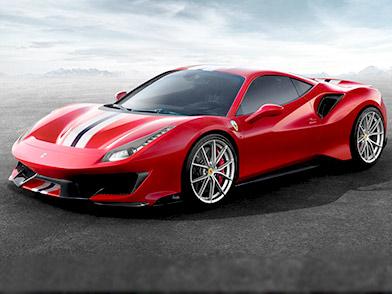 因赛道而生 法拉利最强V8 488 Pista