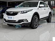 轴距增质保长 观致5 SUV