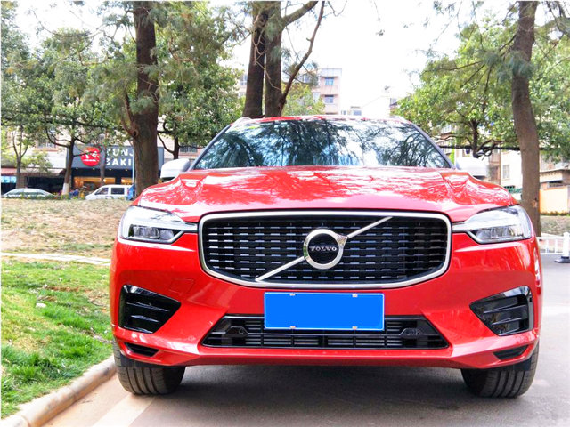 2018款沃尔沃XC60提车