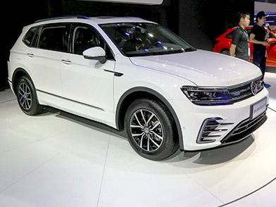 进军新能源SUV市场 外观更犀利 途观L PHEV