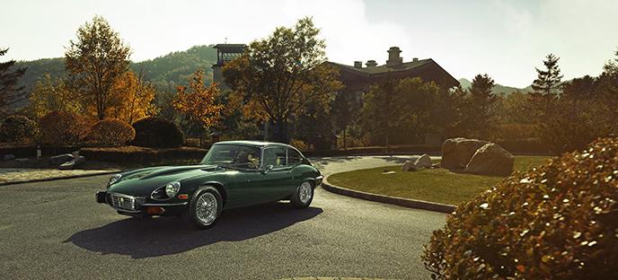 X View第57期 美学博物馆 捷豹E-Type