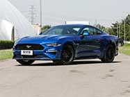 回头率依旧 福特Mustang