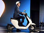 本田锂电池摩托车V-GO上市 售价7988元