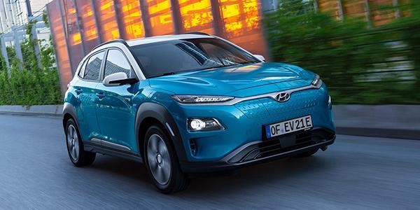 揭秘北京现代昂希诺纯电动SUV