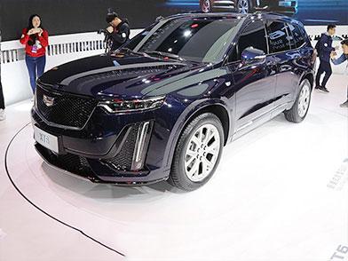 豪华SUV新成员 国产XT6
