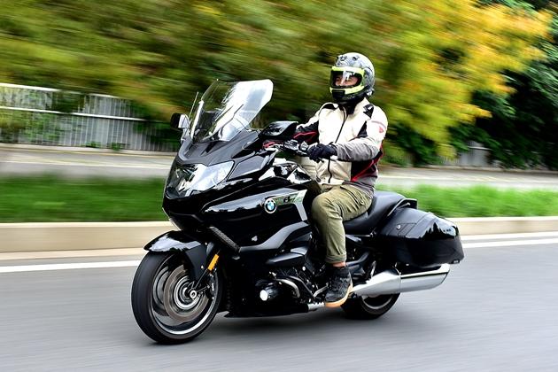 BMW K 1600 B试驾体验 比巡航更进一步