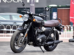 凯旋(进口) Bonneville T120 Black