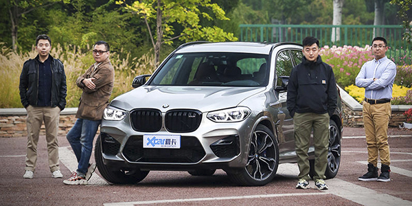 "X-Talking BMW X3M 以""M Power""之名"