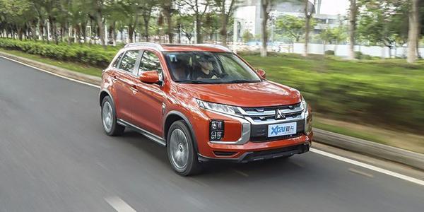 测试广汽三菱新劲炫 产品力提升明显