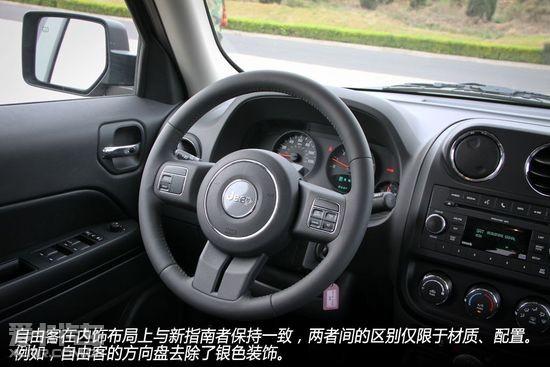 2011款jeep指南者高清图片