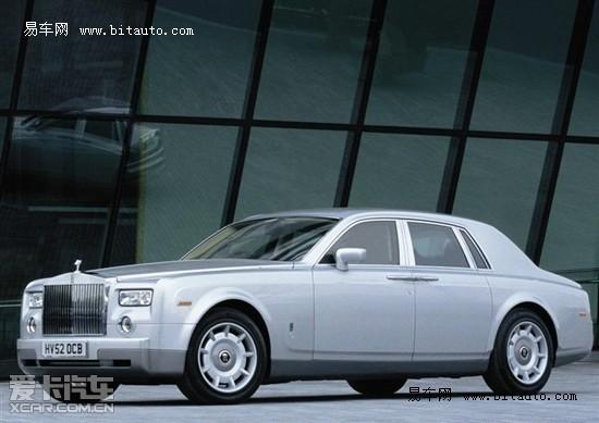 劳斯莱斯幻影限量版现车销售幻影加长限量版报价 高清图片