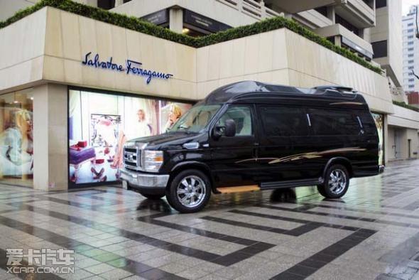 福特房车 福特e350 九州128万高清图片