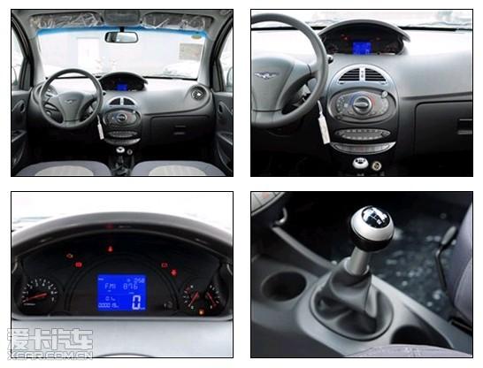 瑞麒   x1是瑞麒品牌推向市场的拳头产品,目前稳居   微型车高清图片
