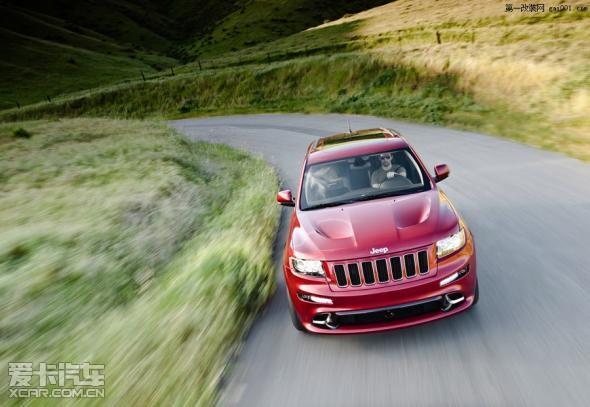 霸气外露 jeep大切诺基srt8改装版 高清图片