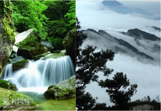 多个景点.龙峪湾国家森林公园是洛阳市的后花园,栾川十大景观之首.