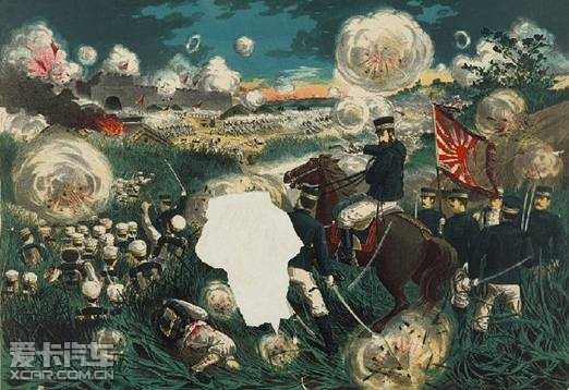 广汽传祺历史讲堂 八国联军侵华战争
