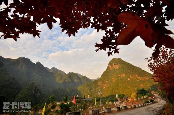 是一个大型滨海山岳风景名胜区