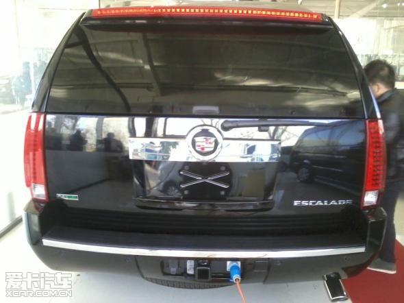 凯迪拉克商务车型的设计手笔,大气   另外,与普通凯迪拉克车型高清图片