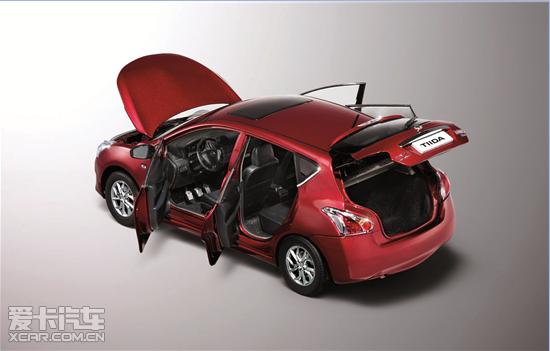 高刚性车身结构和高性能