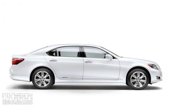 深度解析雷克萨斯油电混合动力环保车型 高清图片